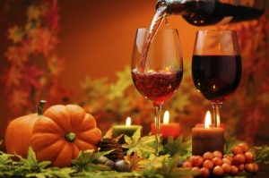 Pumpkins and Wine